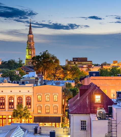 Downtown Charleston SC
