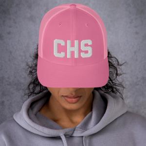 CHS Snapback Mesh Hat