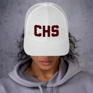 CHS Snapback Mesh Hat-Gamecock Edition