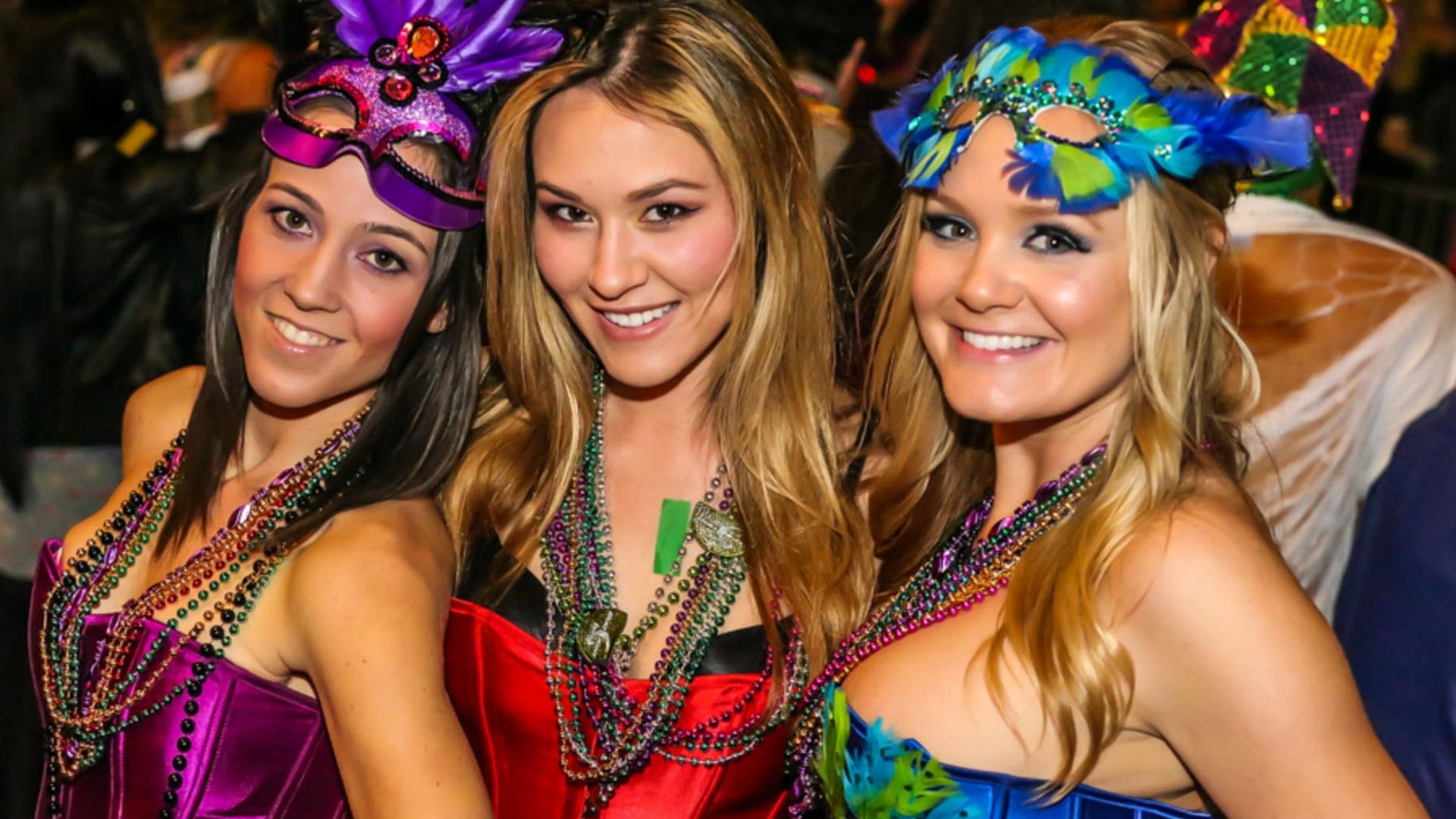 2nd Annual Mardi Gras Bar Crawl
