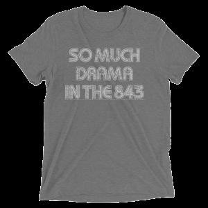 So Much Drama Men's T-Shirt-Light Print