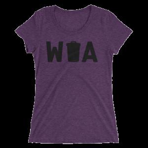 West (TR)Ashley Women's T-Shirt-Dark Print