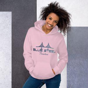 Blue Steel Promotions Hooded Sweatshirt
