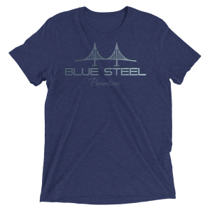 Blue Steel Promotions Men's T-Shirt