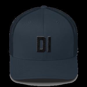DI Snapback Mesh Hat