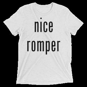 Nice Romper Men's T-shirt