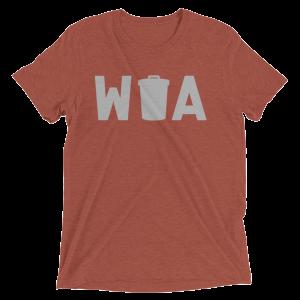 West (TR)Ashley Men's T-Shirt-Light Print