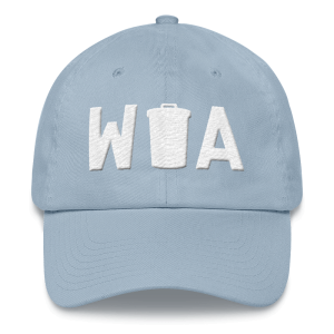 West (TR)Ashley Dad Hat