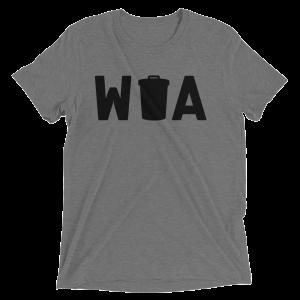 West (TR)Ashley Men's T-Shirt-Dark Print