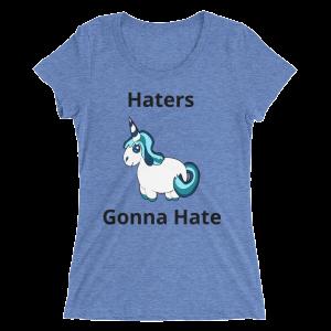 Unicorn Haters Women's T-Shirt