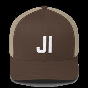 JI Snapback Mesh Hat
