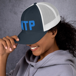 MTP Snapback Mesh Hat