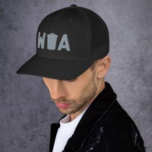 West (TR)Ashley Snapback Mesh Hat
